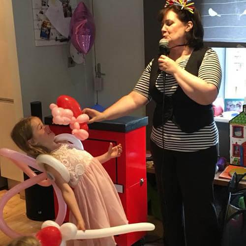 Barmy bella children's entertainer