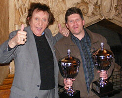 Kimmo and Ken Dodd
